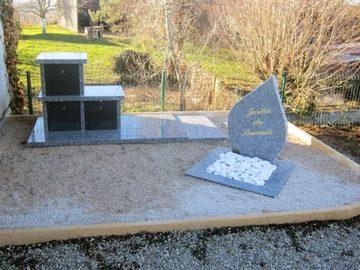 Création et aménagement de sites cinéraires à Castelnau-Picampeau